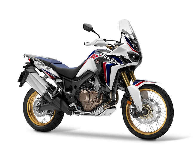 CRF1000L Africa Twin 16-->17