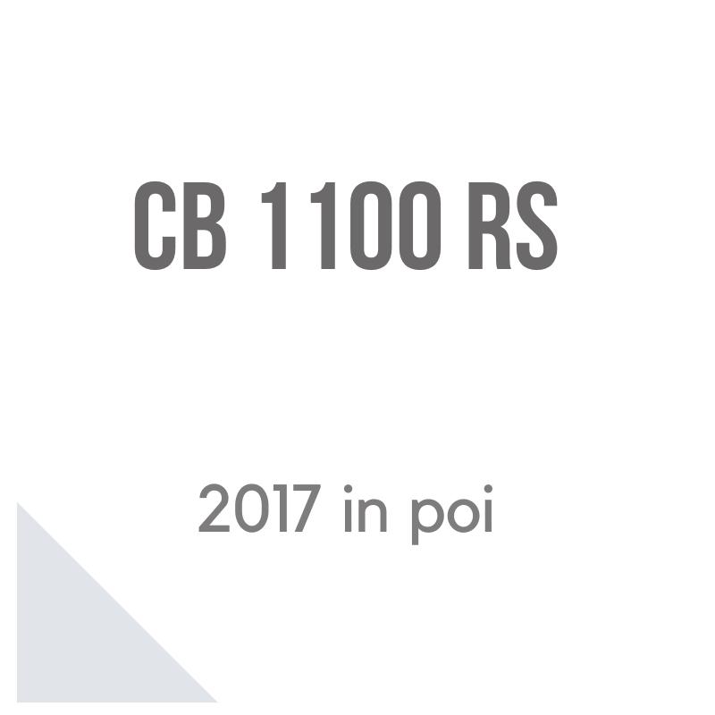 CB 1100 RS accessori moto