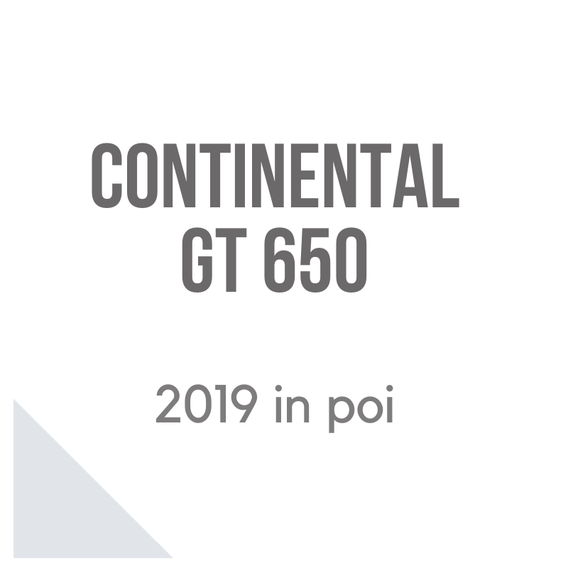 Royal Enfield Continental GT 650 accessori