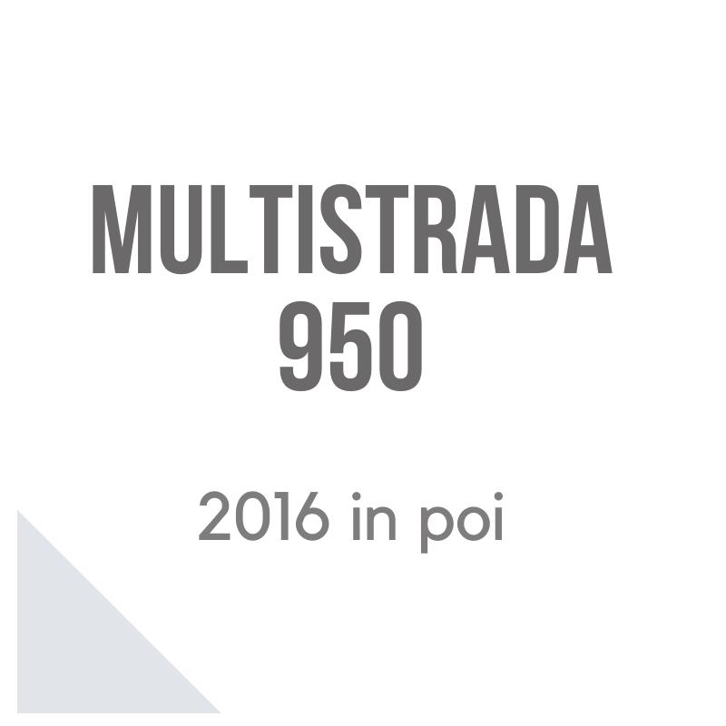 Multistrada 950 accessori