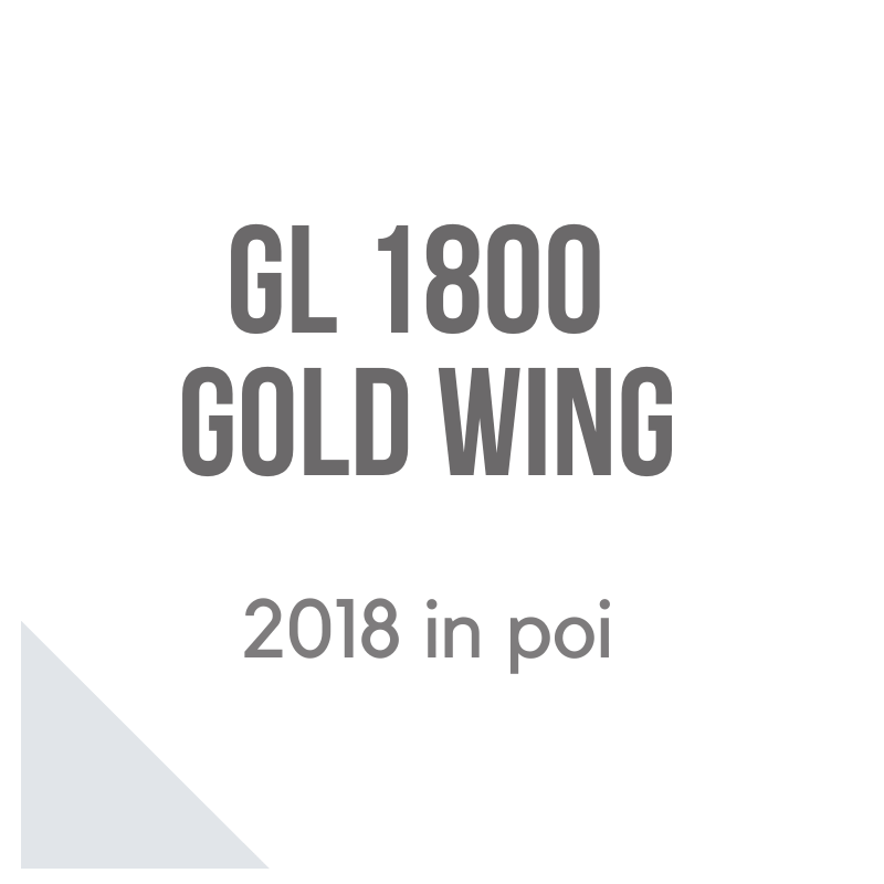 Honda GL 1800 Gold Wing accessori moto