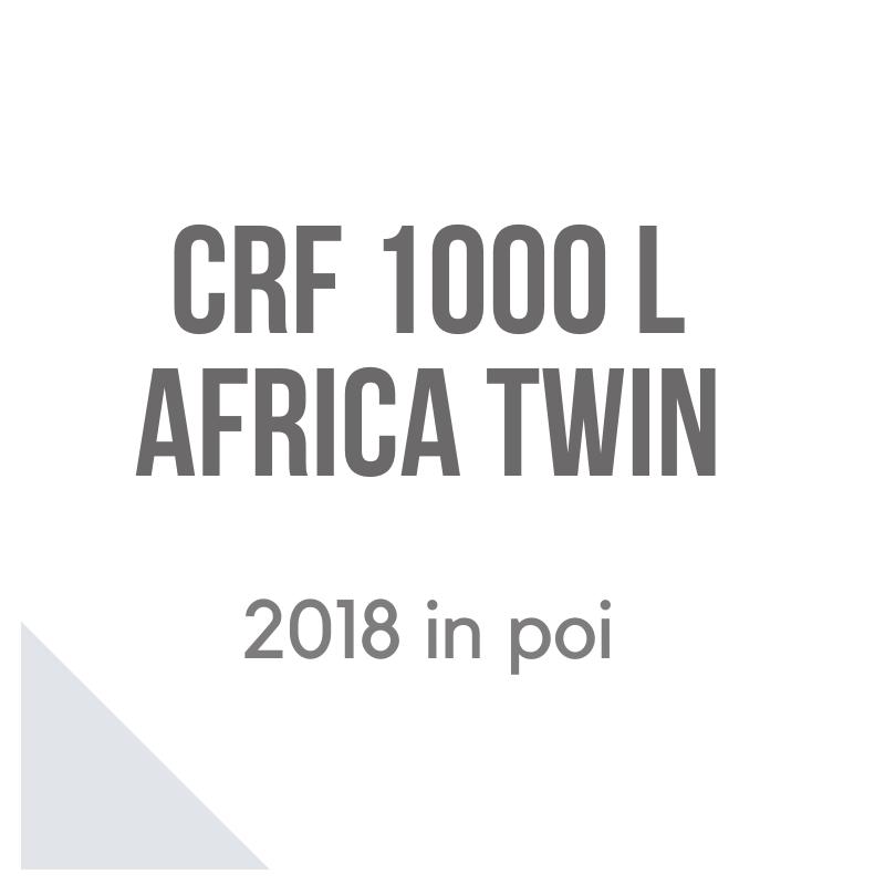 Honda CRF1000L Africa Twin accessori