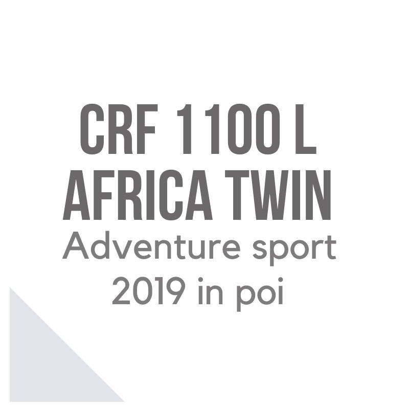 Honda CRF 1100 L Africa Twin Adventure Sport accessori Givi, Sw-motech e Hepco