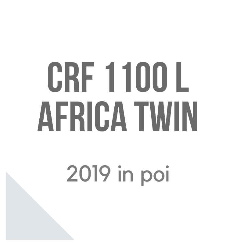 Honda CRF 1100 L Africa twin accessori Givi, Shad, sw-motech e Hepco