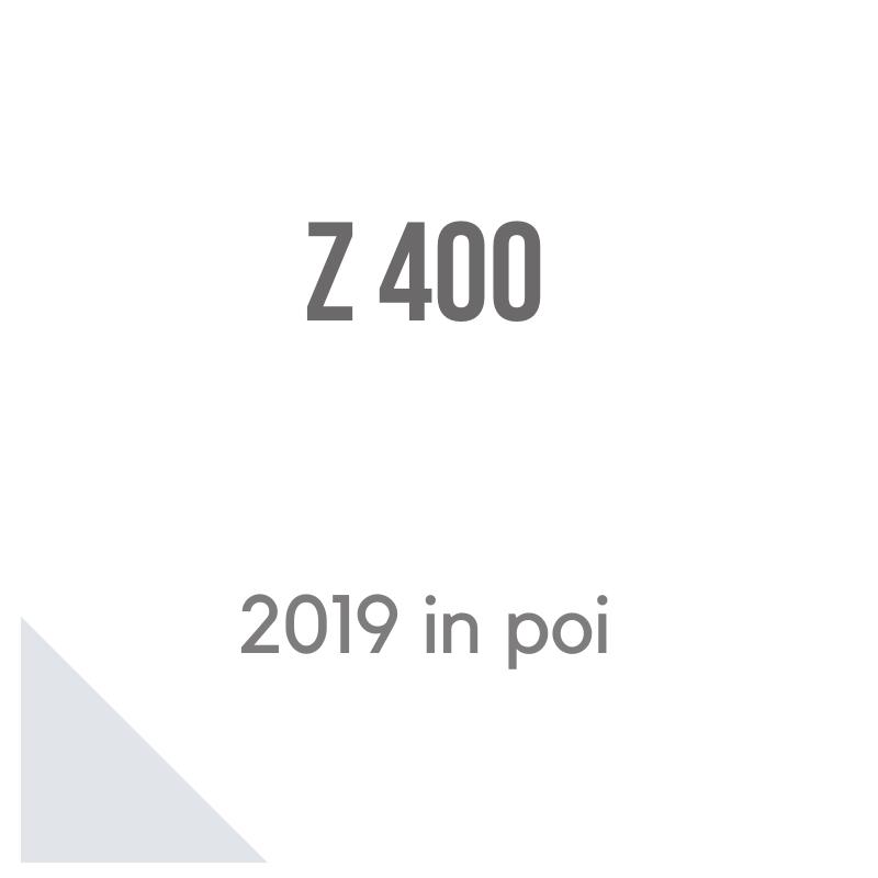 Kawasaki Z 400 dal 2019 accessori