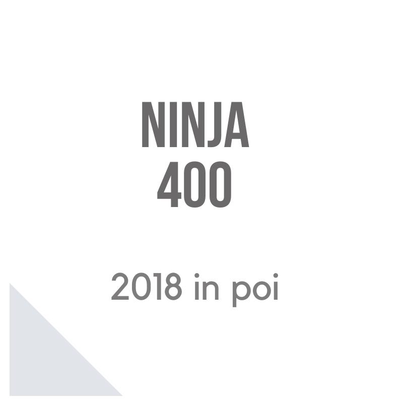 Nonja 400 accessori
