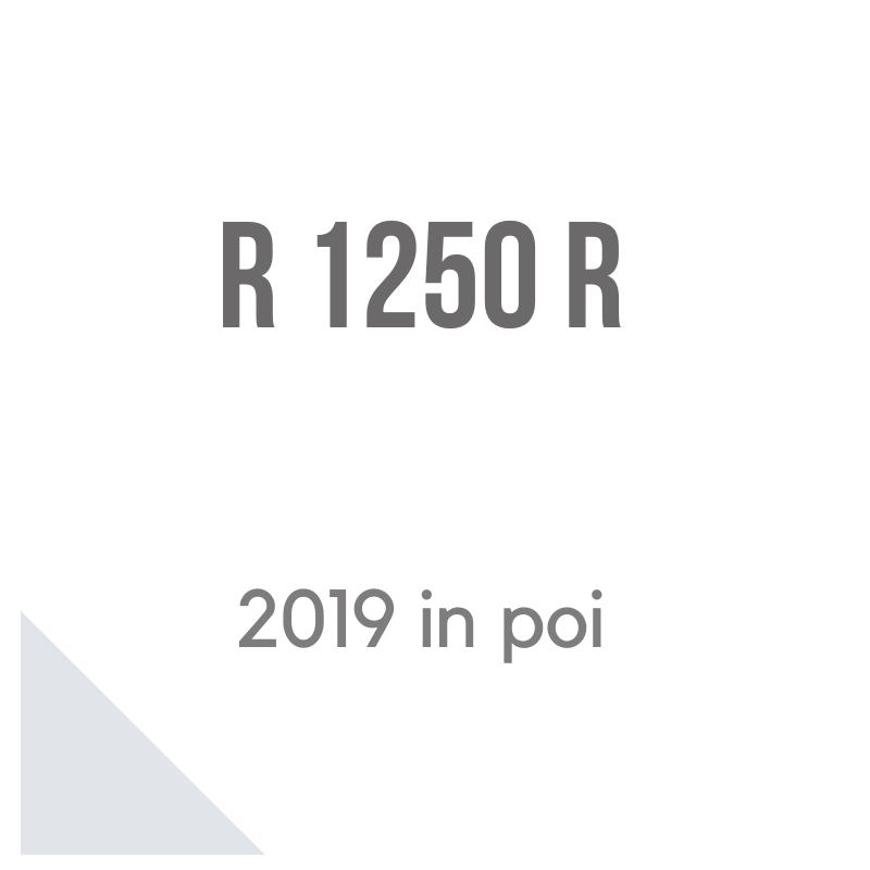 R 1250 R Bmw Accessori
