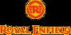 Per moto Royal Enfield Himalayan bauletto, valigie laterali Givi e paramotore Hepco & Becker e SW-motech