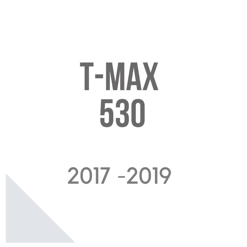 T-Max 530 2017 bauletto e valigie laterali