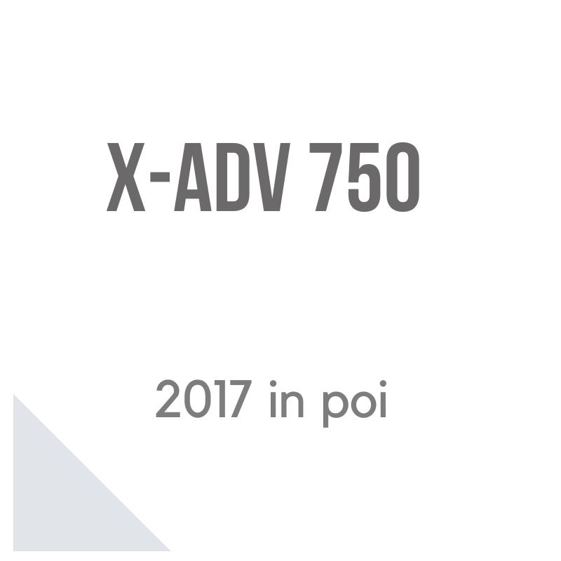 Honda X-ADV 450 accessori bauletto shad Givi